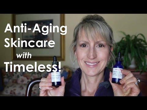 Hodnocené organické kosmetika proti stárnutí