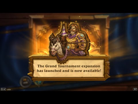 HearthStone | Opening packs - GOLDEN *********!