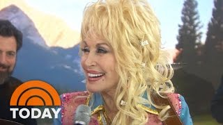 Dolly Parton's Secret? 'Good Lighting, Good Makeup And Good Doctors' | TODAY