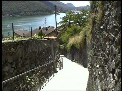 Zwitserland Lago di Lugano 2005
