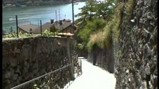 preview picture of video 'Zwitserland Lago di Lugano 2005'