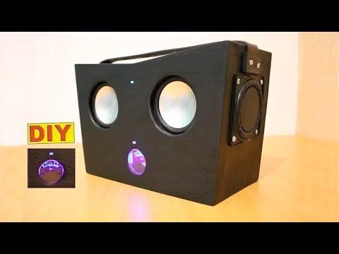 Diy Loud Vu Meter Bluetooth Boombox Download Youtube Video
