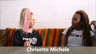 Chrisette Michele Introduces Ashleigh Smith At Rich Hipster Showcase