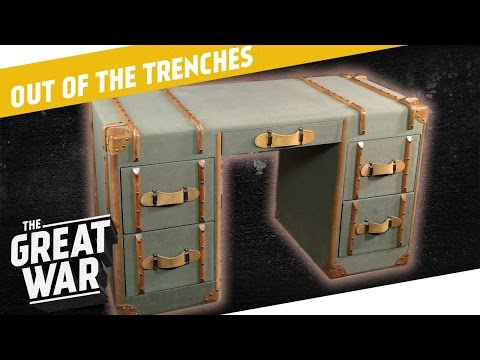 The Legend Of The Desk & The Far Ends Of The Trenches I OUT OF THE TRENCHES Mp3