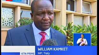 KANU Mp has proposed to amend the constitution to provide for the position of the prime minister