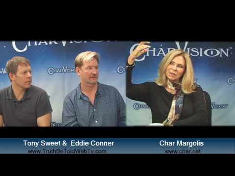CharVision Season 5 Episode 2 w/ Tony Sweet, Eddie Conner & Dr. Alicia Tisdale