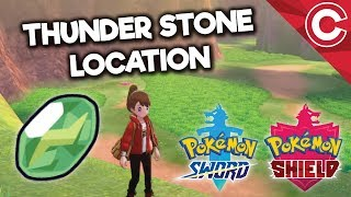 Where to Find a Thunder Stone in Pokemon Sword and Shield
