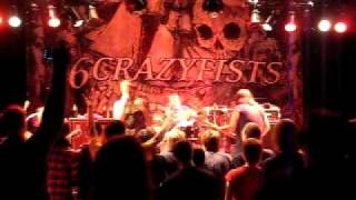 36 Crazyfists - We Gave It Hell (Live @ Atak Enschede, 15-03-2009)