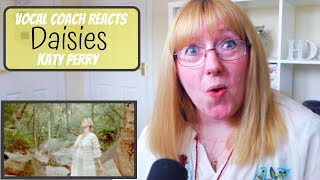 Vocal Coach Reacts To Daisies Katy Perry