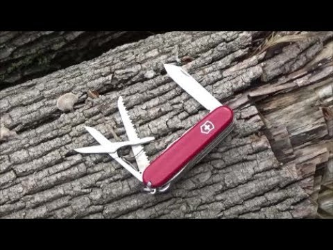 Victorinox Fieldmaster Swiss Knife: Master Of The Field