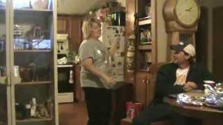 11-25-10 Jane dancing to  Black betty