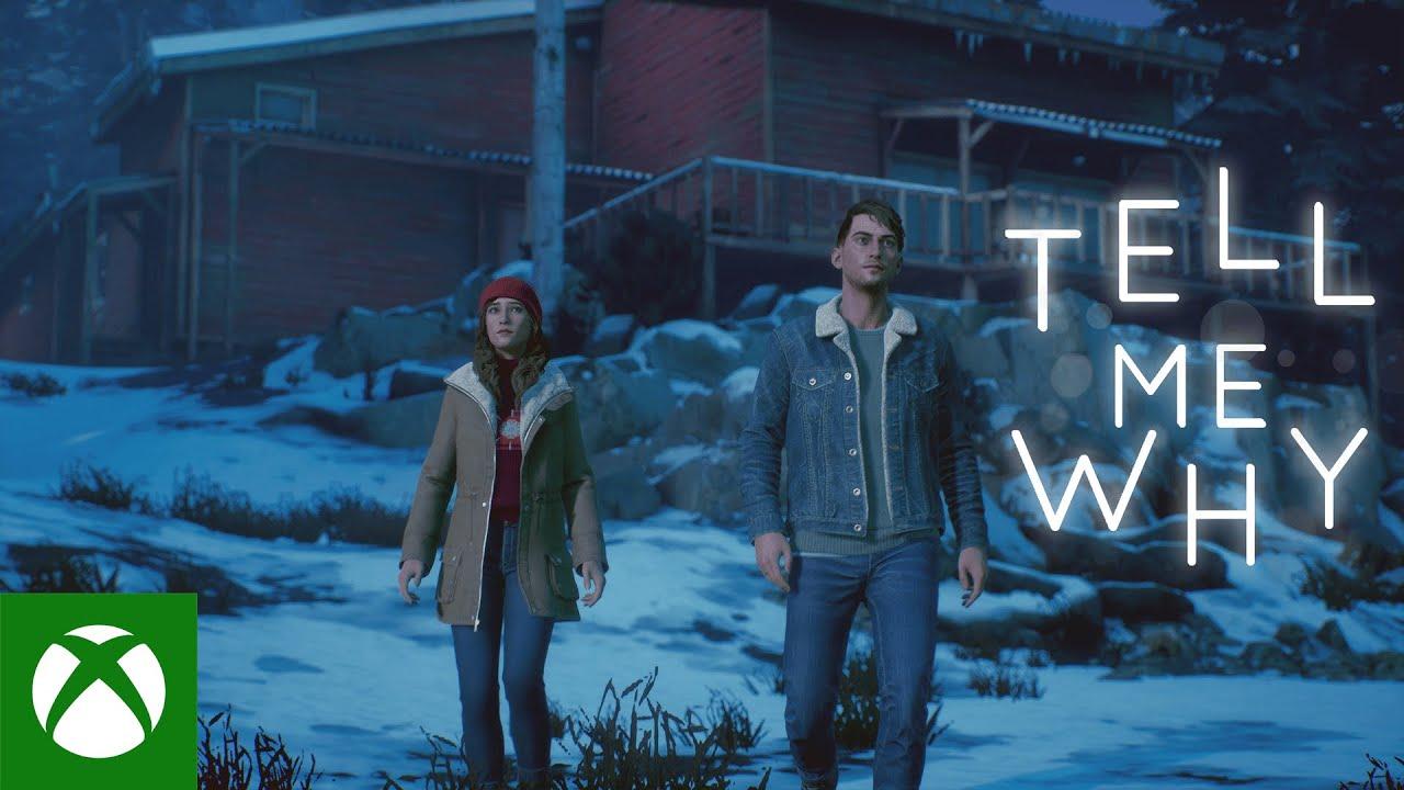 《Tell Me Why》是來自《奇妙人生》工作室 Dontnod 的全新Xbox Game Studios獨佔作品 Maxresdefault