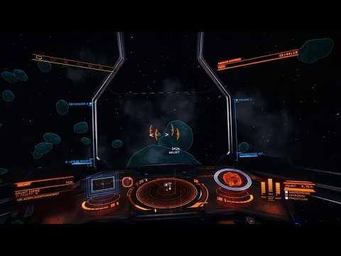 Elite Dangerous 3 3b2 E03 - New Mining is a Hoot! - смотреть