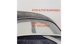 Echo & The Bunnymen - The Back Of Love (Live Version)