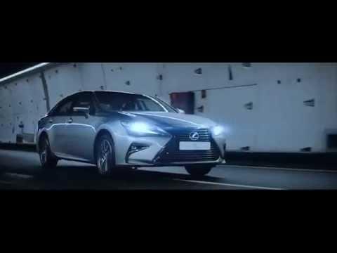 Lexus  Es Седан класса E - рекламное видео 2