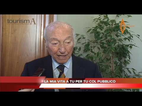 Piero Angela a tourismA 2017