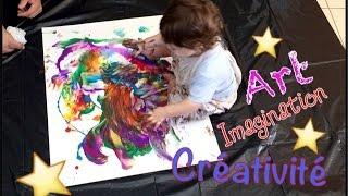 5 idées bricolage avec bébé