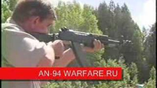 NEW AK  47 - Nikonov AN-94 Abakan assault rifle