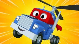 Videa s náklaďáky pro děti - Superdron - Supernáklaďák ve Městě Aut
