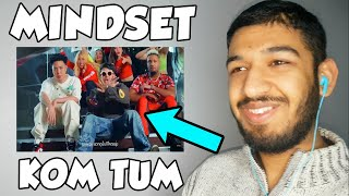 🇬🇧 BRITISH Reacts To KOM TUM ก้มต่ำ (EXPLICIT) - MINDSET [OFFICIAL MV] REACTION