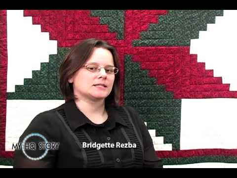 My HQ Story 2010 - Bridgette Rezba