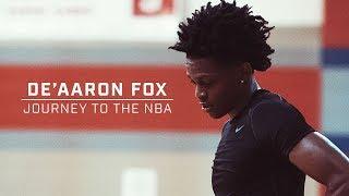 De'Aaron Fox   Journey to the NBA