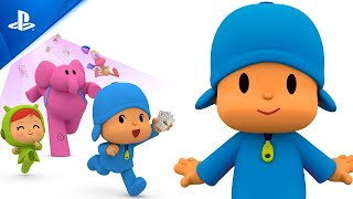 Pocoyo Party - Official Trailer | PS4