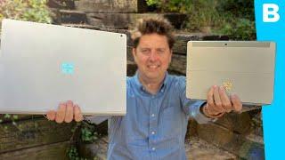 De nieuwe Surface-laptops: Microsoft is de voorsprong kwijt!