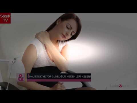 Halsizlik ve yorgunluğun nedenleri neler | Sağlık TV