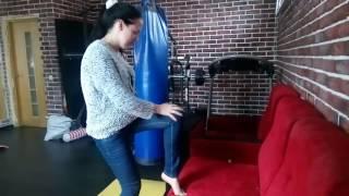 Приватный танец для начинающих