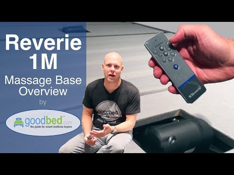 Reverie 1M Massage Base Overview (VIDEO)