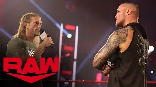 The Rated-R Superstar agrees to face Randy Orton in what very well could be the Greatest Wrestling Match Ever at WWE Backlash on Sunday, June 14.   #WWERAW  GET YOUR 1st MONTH of WWE NETWORK for FREE: http://wwe.yt/wwenetwork