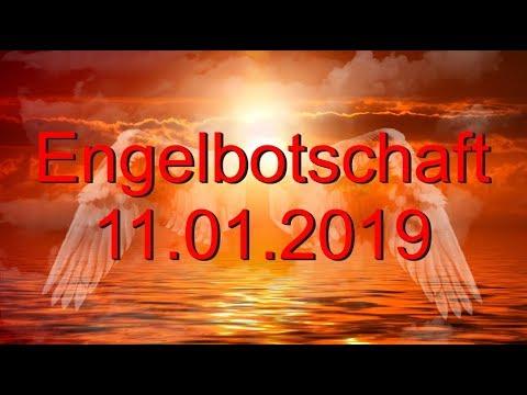Die Botschaft der Engel: 11.01.2019 (Freitag)