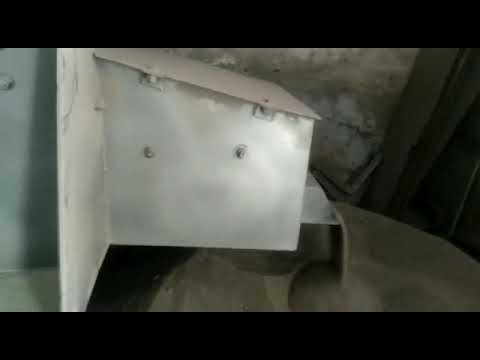 Sand Lump Breaker