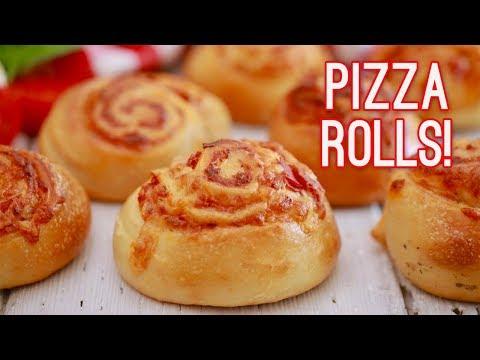 Pepperoni Pizza Rolls - Gemma's Bigger Bolder Baking Ep 192