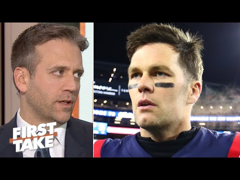 Poor Tom Brady, the Patriots got robbed and I don't feel sorry for them! -Max Kellerman   First Take