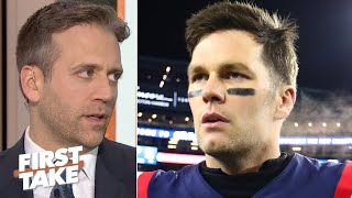 Poor Tom Brady, the Patriots got robbed & I don't feel sorry for them! - Max Kellerman | First Take