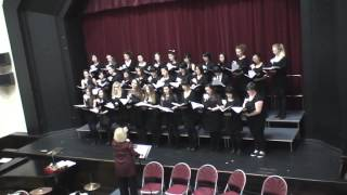 Ascot Gavotte Senior Choir