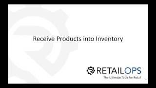 Vidéo de RetailOps