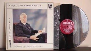 Father Sydney MacEwan - Recital (196?) - Vocal, Folk, Gospel, Celtic