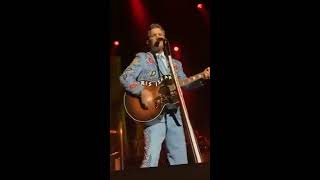 "Chris Isaak -""Live it Up"" and ""Ring of Fire"" - Genesee Theater, Waukegan, IL - 10/20/17"