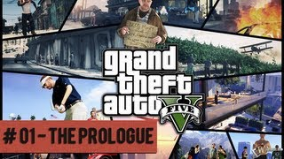 preview picture of video 'GTA V Playthrough: Mission 1 - The Prologue'