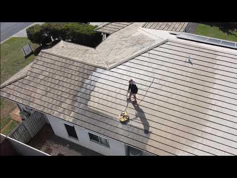 roof cleaning, Bundaberg