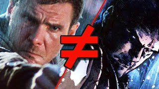 Blade Runner - Whats The Difference?