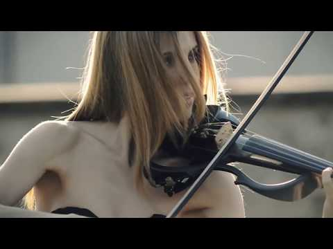 LUVIENNE Popcorn - Electric Violin Cover (dubstep violin)