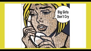 Big Girls don't Cry - The Four Seasons (cover)