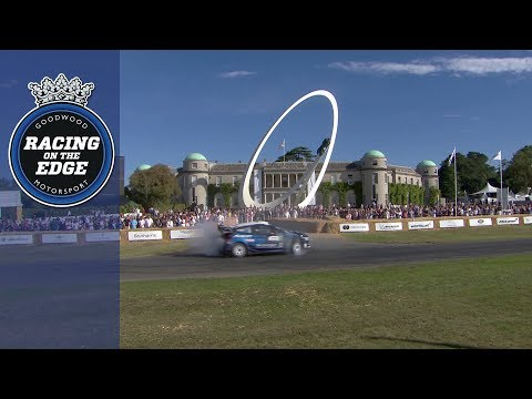 Wild Ford Fiesta WRC does it all at FOS