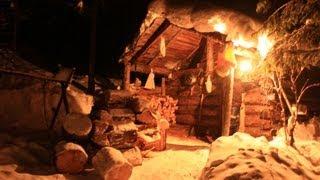 Путешествие в зимние горы Байкала. Фильм 1