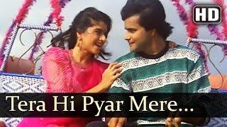 Tera Hi Pyar Mere - Paayal - Alka Yagnik - Kumar Sanu