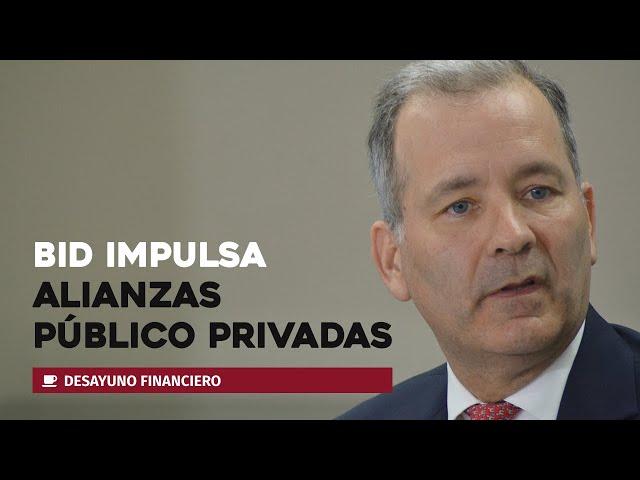 BID impulsa las alianzas público privadas en RD